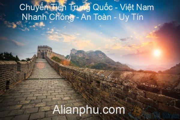 Chuyen Tien Trung Quoc Voi Ali An Phu