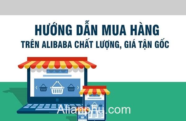 Dat Hang Tren Alibaba Huong Dan