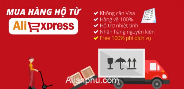 Dat Hang Tren Aliexpress Mua Ho