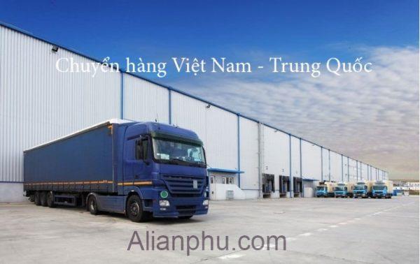 Dat Hang Trung Quoc Van Chuyen