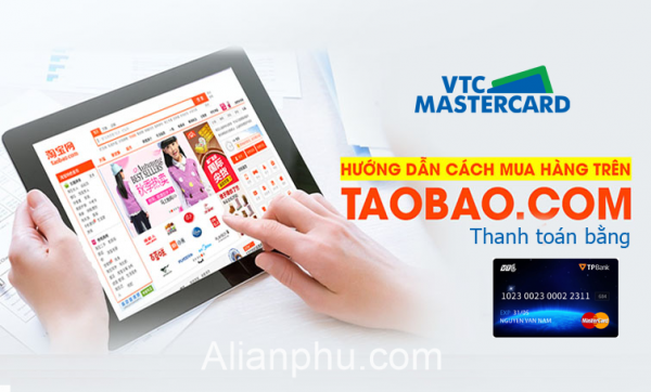 Mua Hang Taobao Thanh Toan