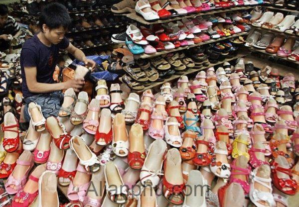 Nguon Hang Quang Chau Gia Si Tai TPHCM Giay Dep