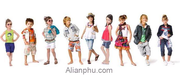 Quan Ao Tre Em Quang Chau Non Ao