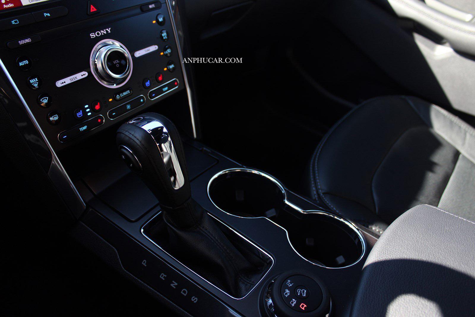 Những ưu điểm đáng kể của New Ford Explorer 2019