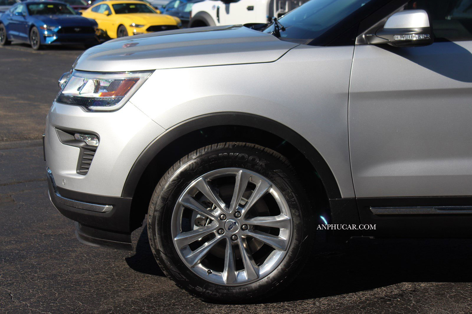 New ford explorer 2019