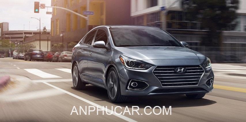 Danh Gia Xe Hyundai Accent 2019 Den Xe