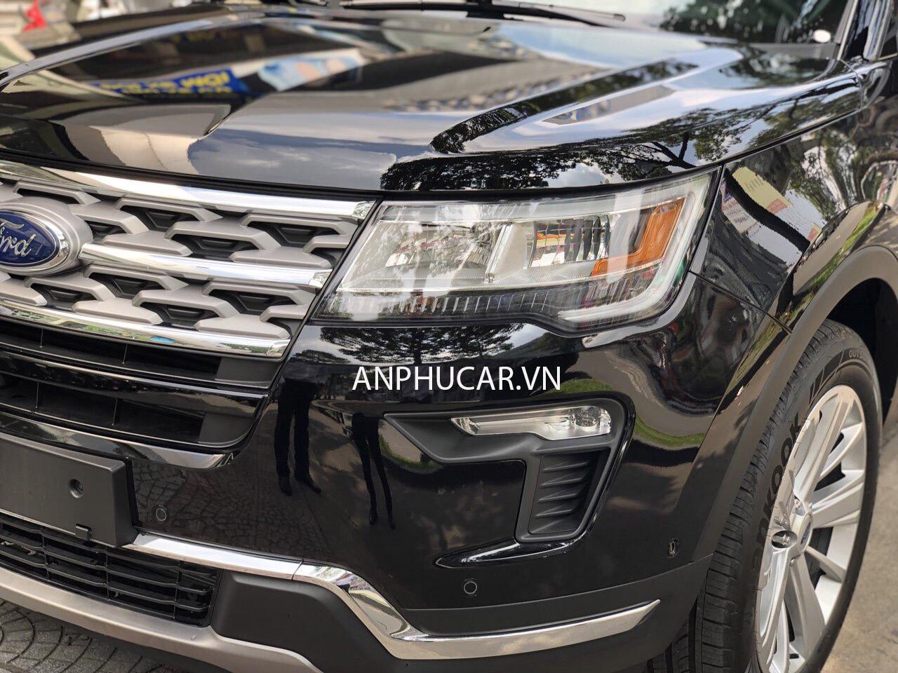 đầu xe ford explorer 2019