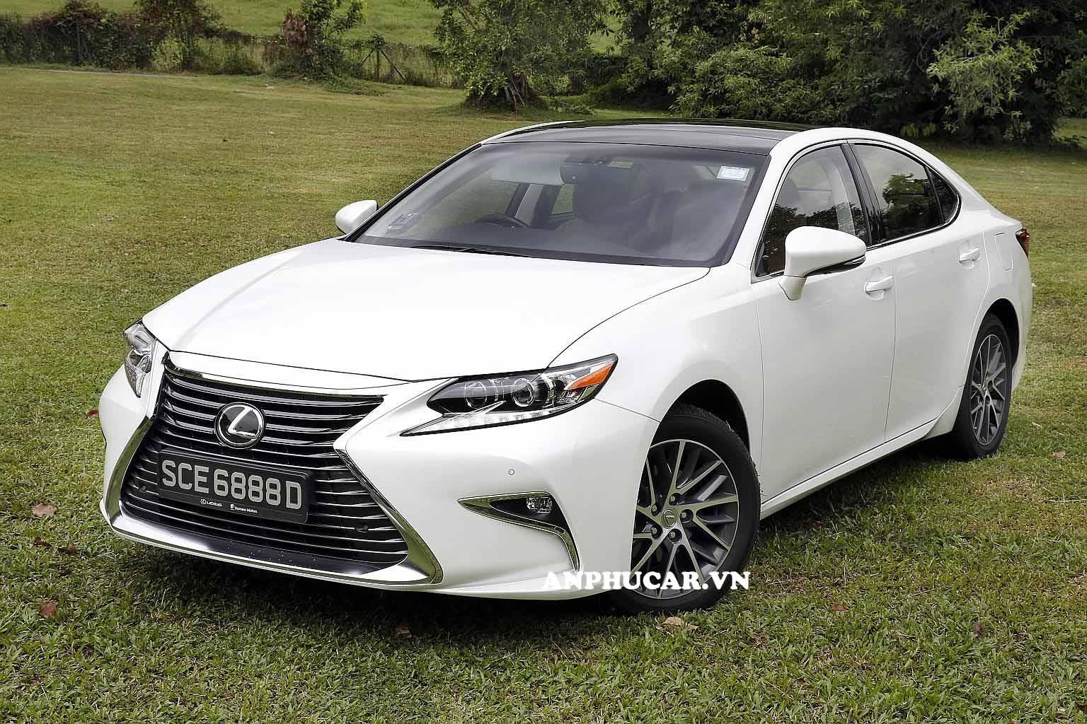 Ưu điểm Lexus ES250 2019