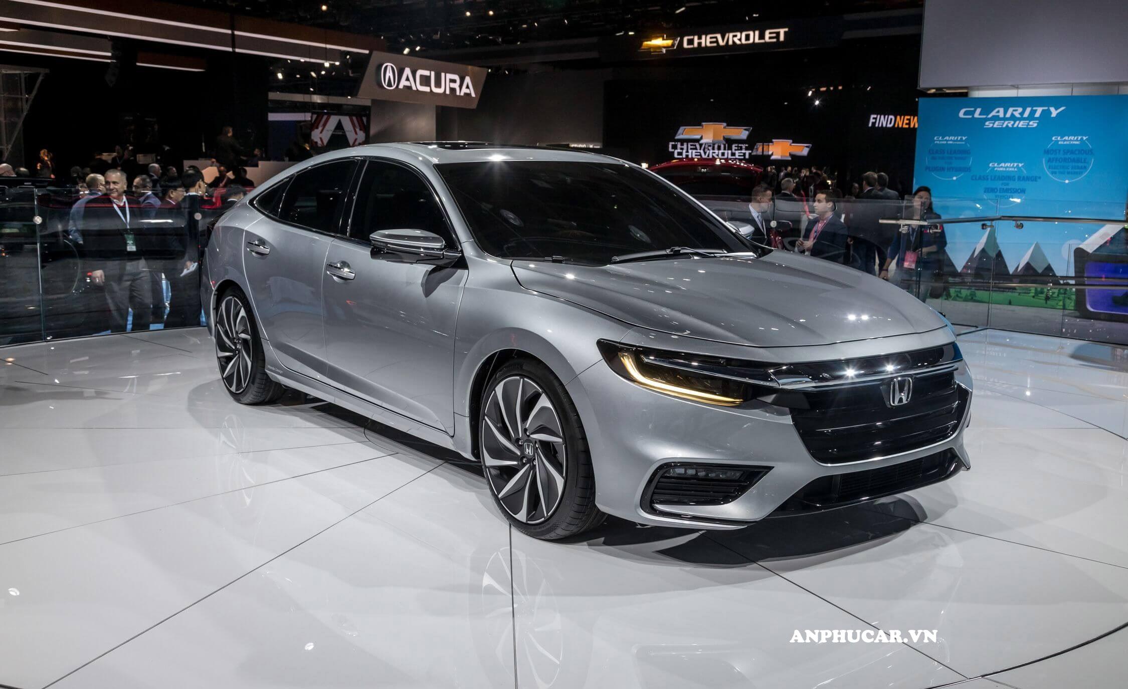 Đầu xe Honda Civic 2020