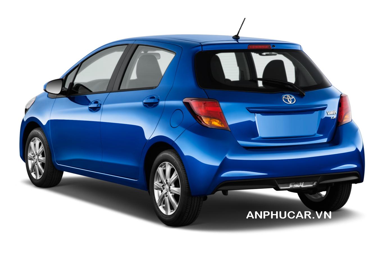 Giá lăn bánh Toyota Yaris 2020