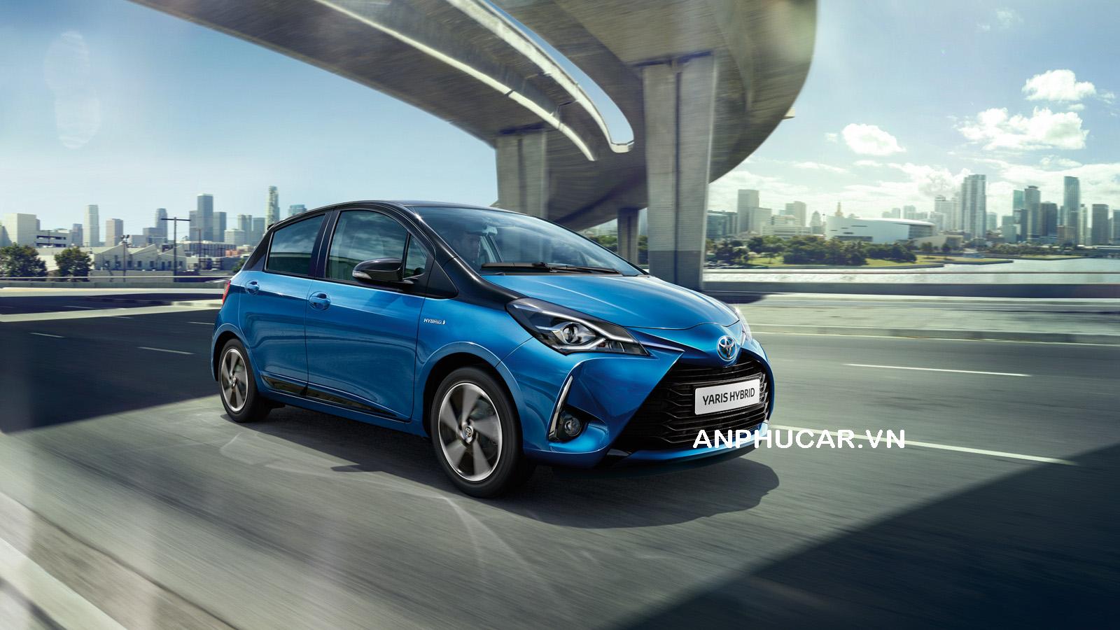 Giá xe Toyota Yaris 2020
