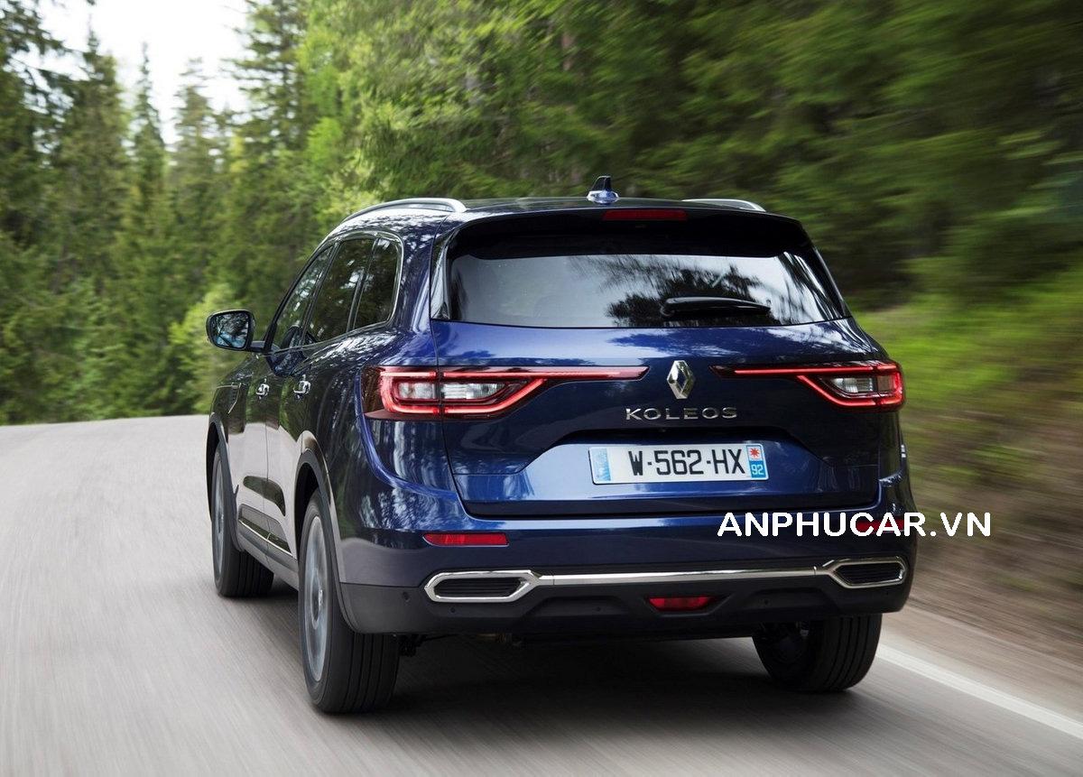 Renault Koleos 2020 giá xe