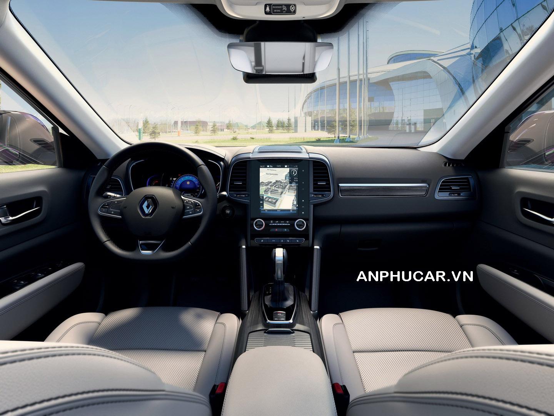 Nội thất xe Renault Koleos 2020
