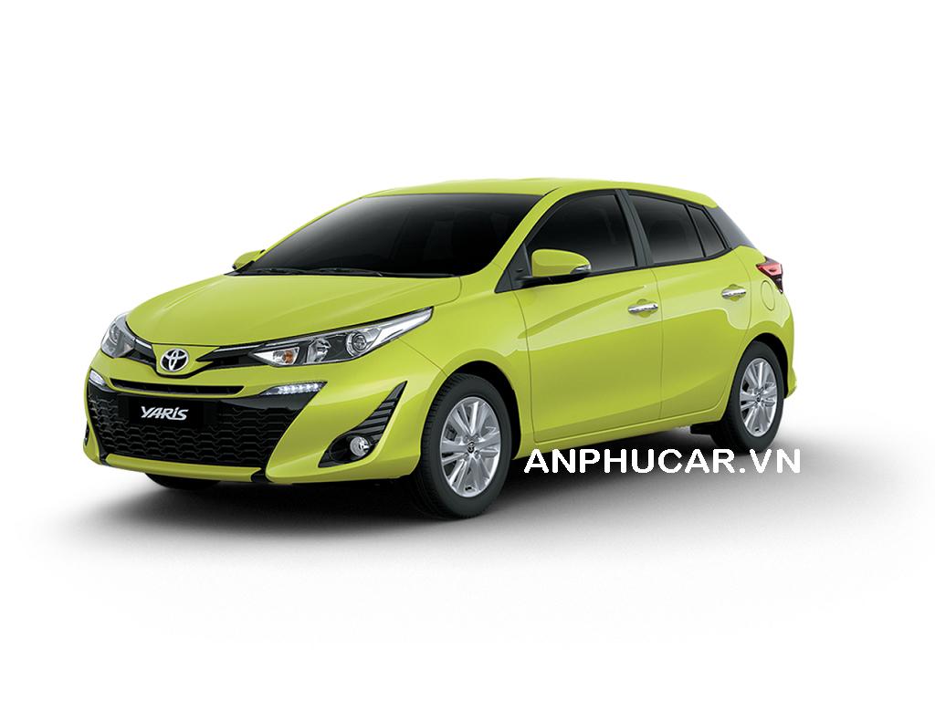 xe Toyota Yaris 2020