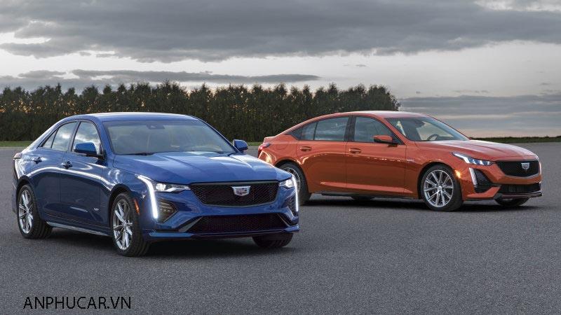 Giá xe Cadillac CT5 2020