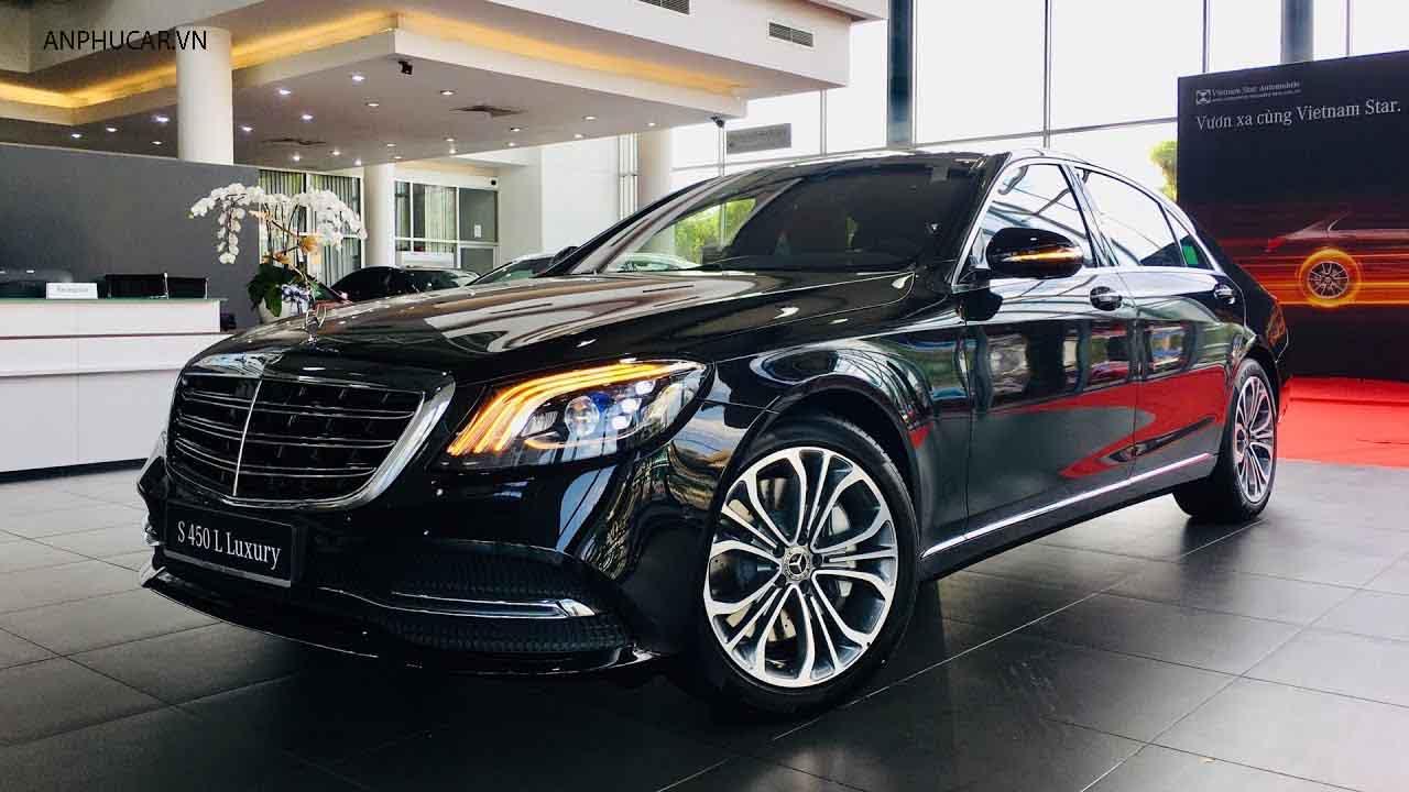 Mercedes s450 2020