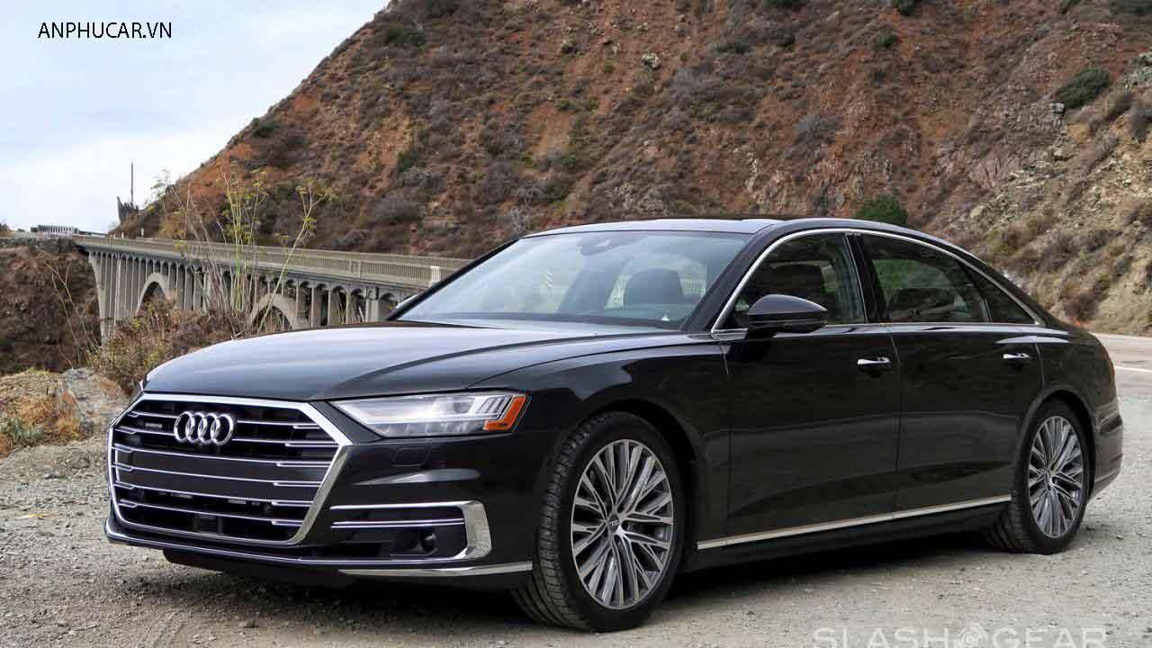 Ngoại thất Audi A8 2020