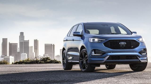 Ngoại thất Ford Edge ST 2020