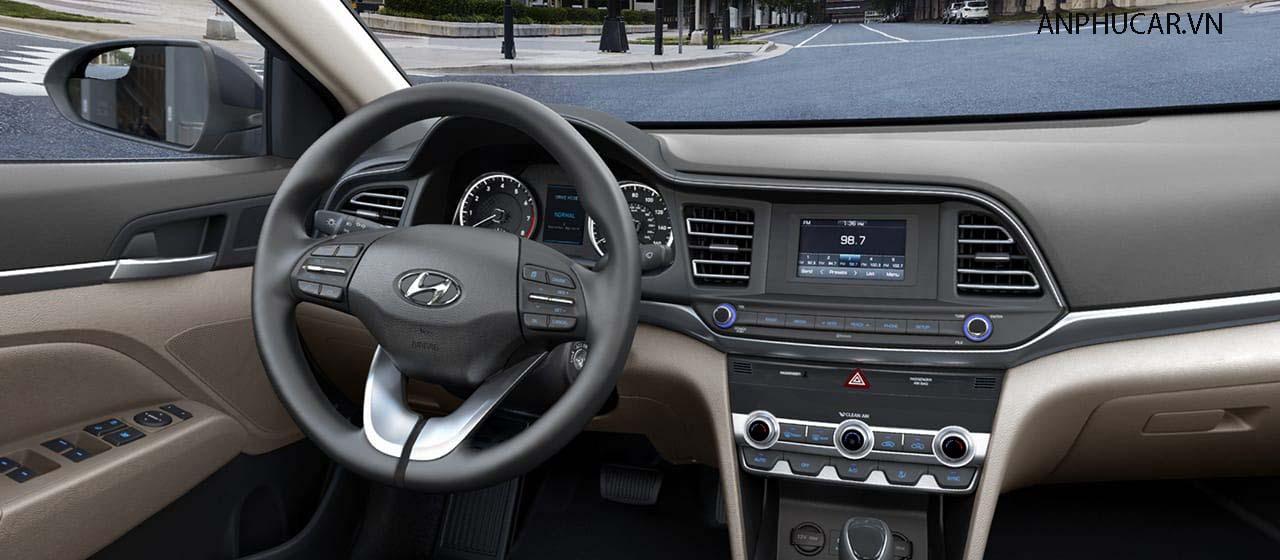 Nội thất Hyundai Elantra 2020