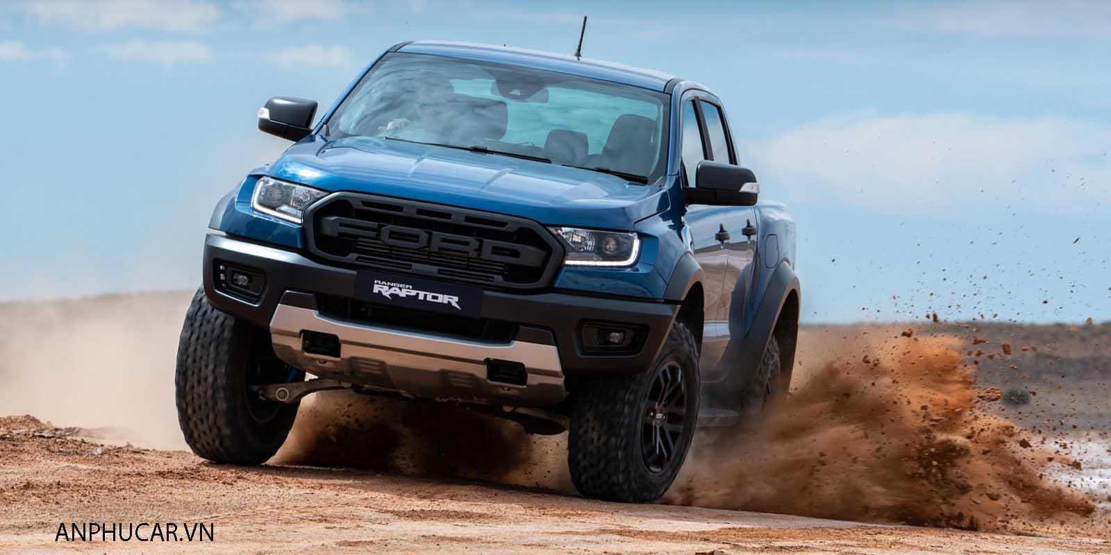 Sức mạnh Ford Ranger Raptor 2020