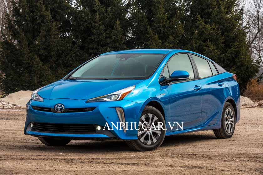 Chi tiết Toyota Prius 2020