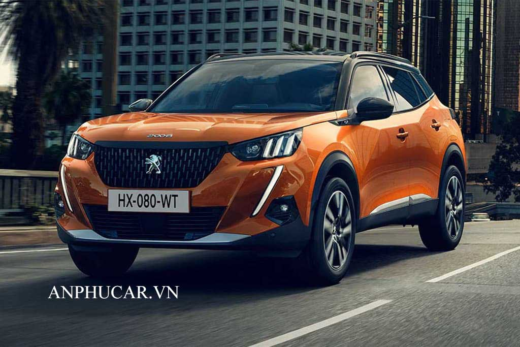 Khuyến mãi mua xe Peugeot 2008 2020