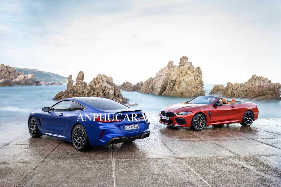 Khuyến mãi mua xe BMW M8 2020