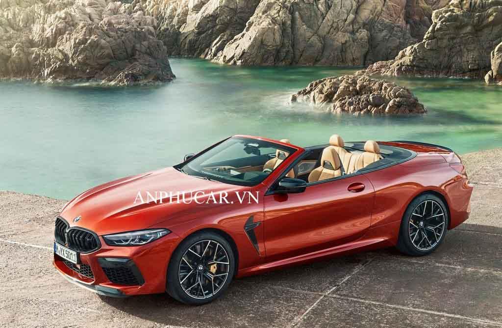 Giá lăn bánh BMW M8 2020