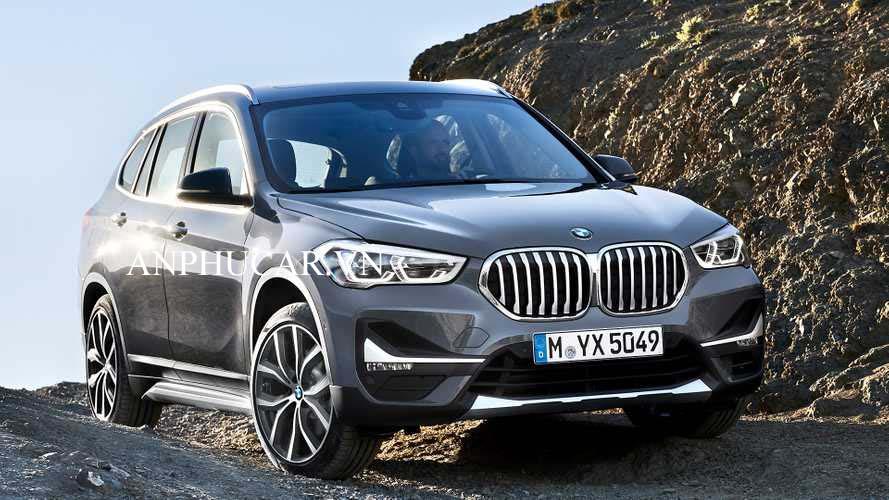 Giá xe BMW X1 2020 Facelift