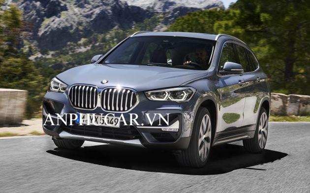Giá lăn bánh BMW X1 2020 Facelift