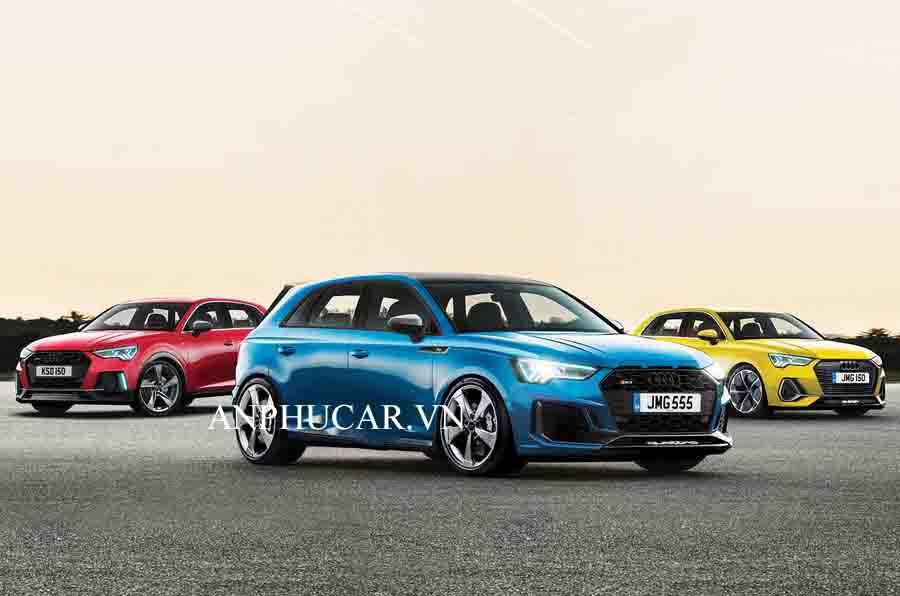 Giá lăn bánh Audi A3 2020