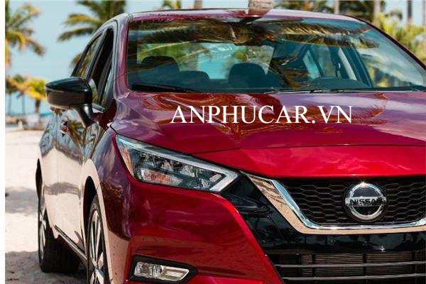 Giá lăn bánh Nissan Sunny 2020