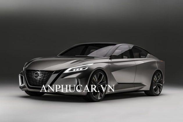 Giá lăn bánh Nissan Teana 2020
