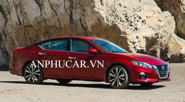 Khuyến mãi Nissan Teana 2020