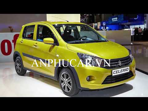 Khuyến mãi Suzuki Celerio 2020