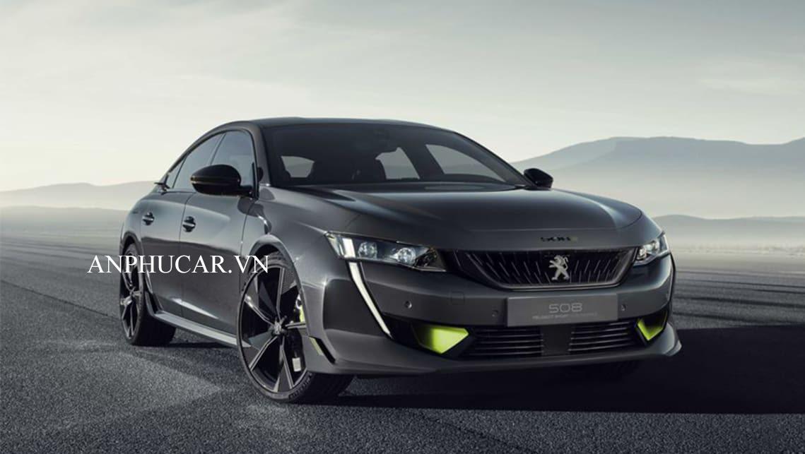 Khuyến mãi mua xe Peugeot 508 2020