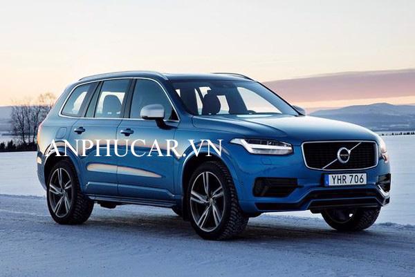 Giá lăn bánh Volvo X40 2020