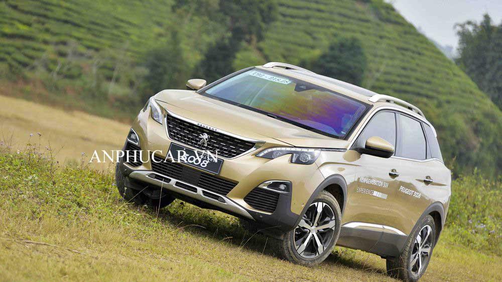 Khuyến mãi Peugeot 3008 2020
