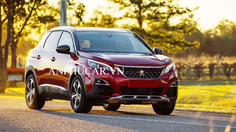Giá lăn bánh Peugeot 3008 2020
