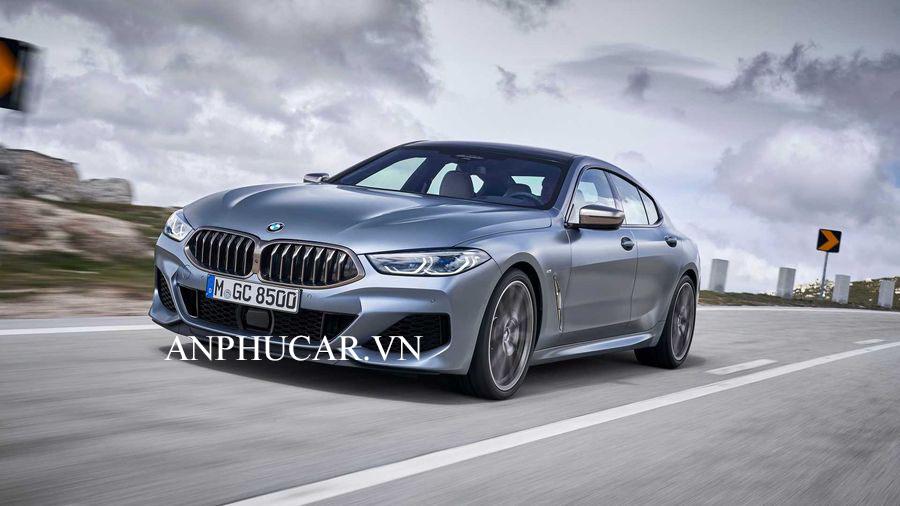 Giá xe BMW 8 Series Gran Coupe 2020