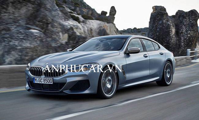 Giá lăn bánh BMW 8 Series Gran Coupe 2020
