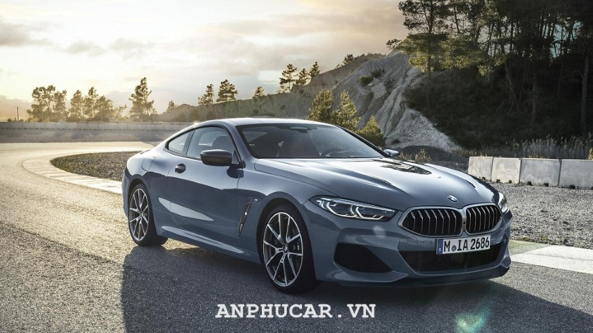 BMW 8 Series Gran Coupe 2020