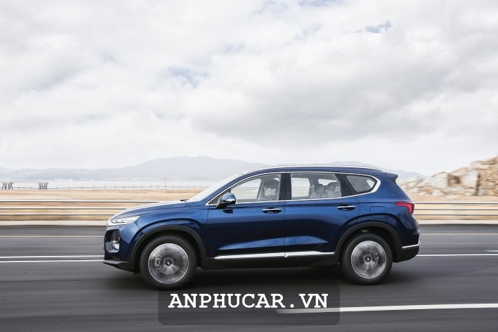 Hyundai Santafe 2020 Than Xe