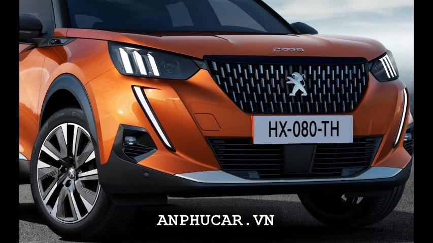 Peugeot 3008 2020 Den Xe
