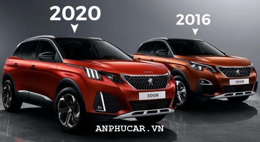 Peugeot 3008 2020 Ngoai That
