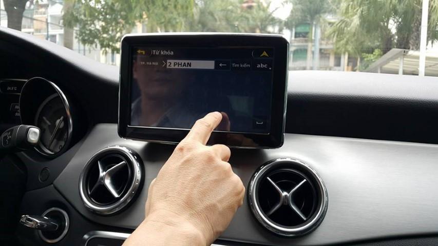 màn hình rời cho ô tô