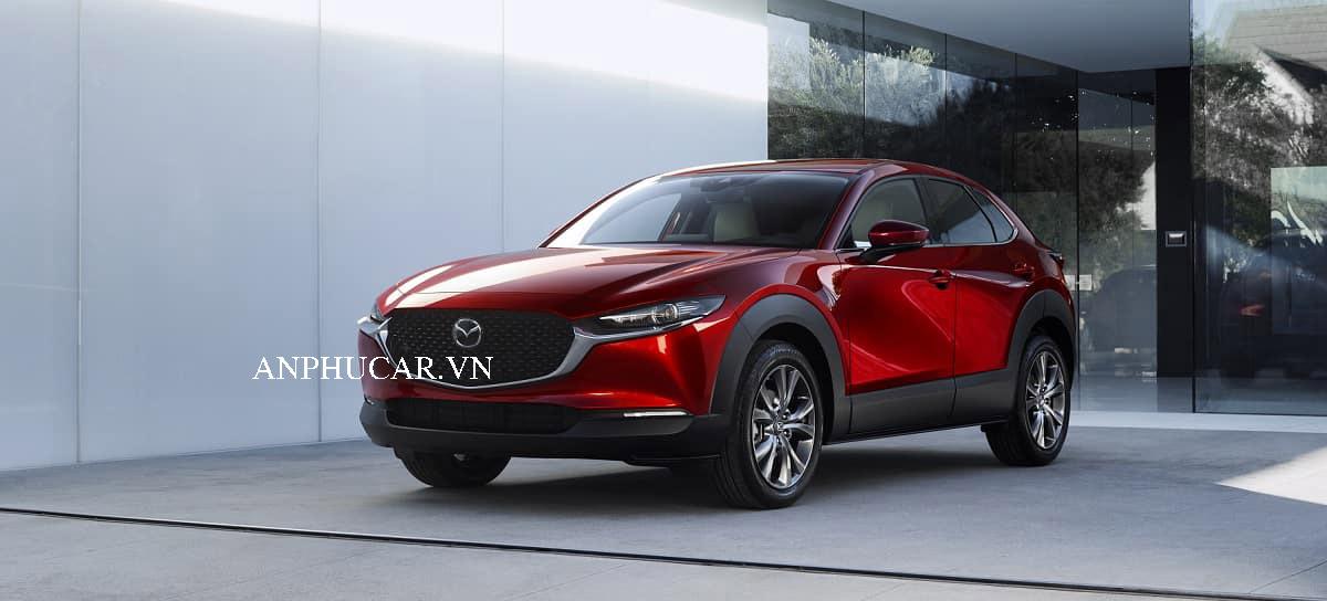 Mua xe Mazda CX – 8