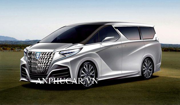 Giá xe Toyota Alphard 2020