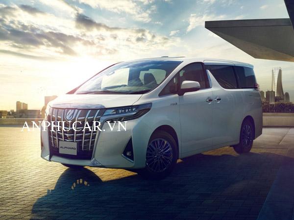 Khuyến mãi Toyota Alphard 2020