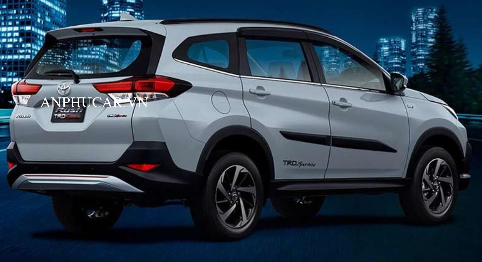 Giá lăn bánh Toyota Rush 2020